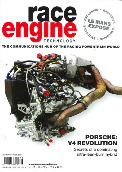 Race Engine Technology magazine