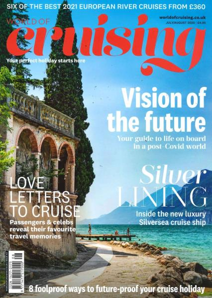 World of Cruising  magazine