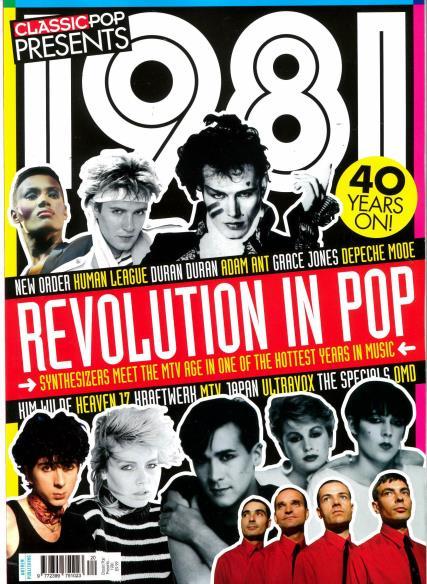 Classic Pop Presents magazine