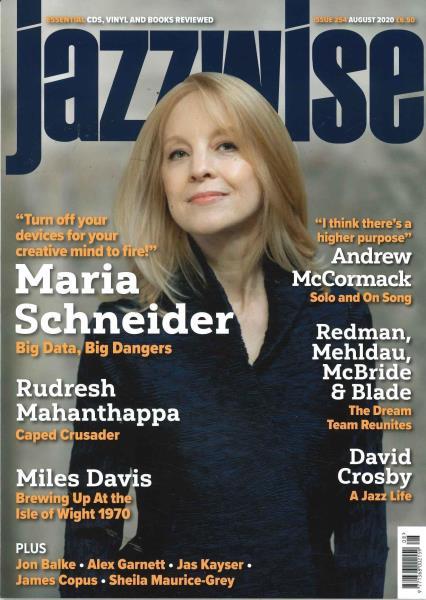 Jazzwise magazine