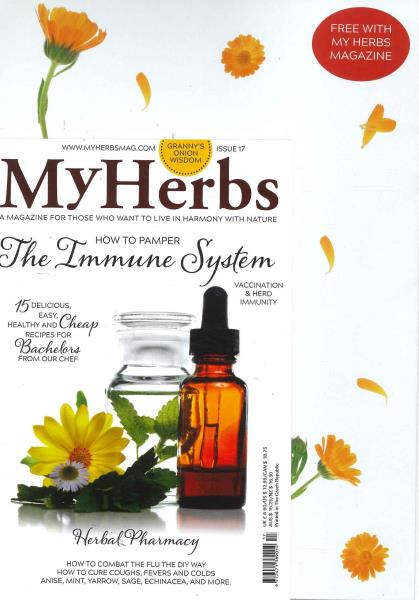 My Herbs magazine