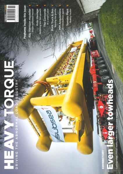Heavy Torque magazine