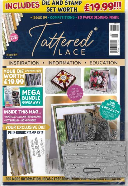 The Tattered Lace magazine