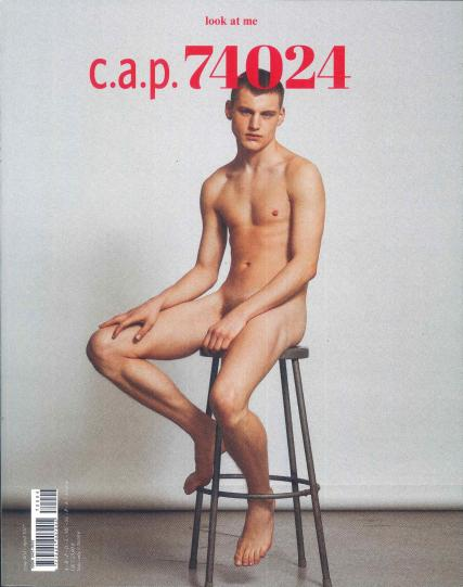 c.a.p. 74024 magazine