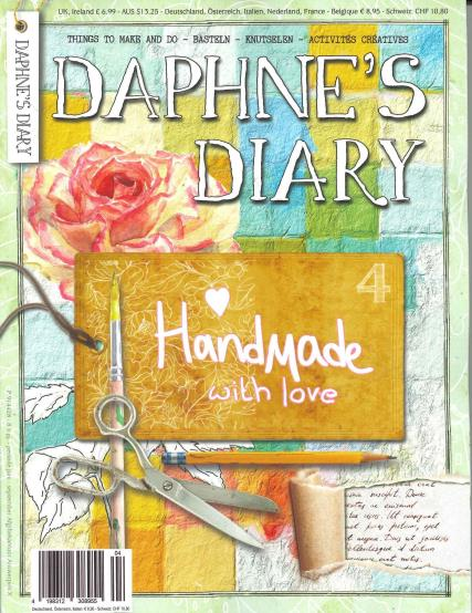Daphne's Diary magazine