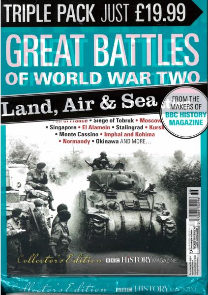 BBC Collector's Edition magazine