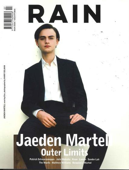 Rain magazine