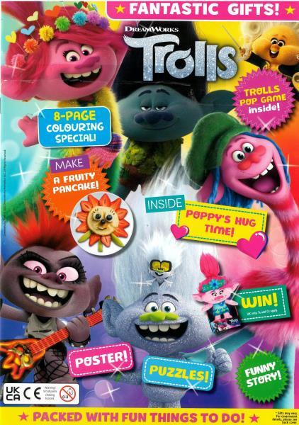 Trolls magazine