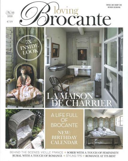 Loving Brocante magazine