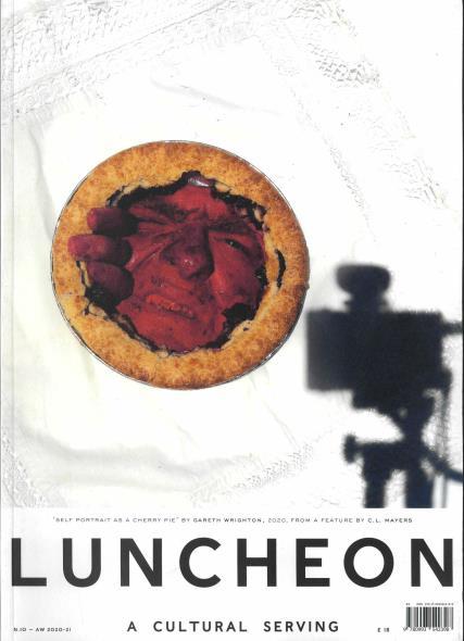 Luncheon magazine