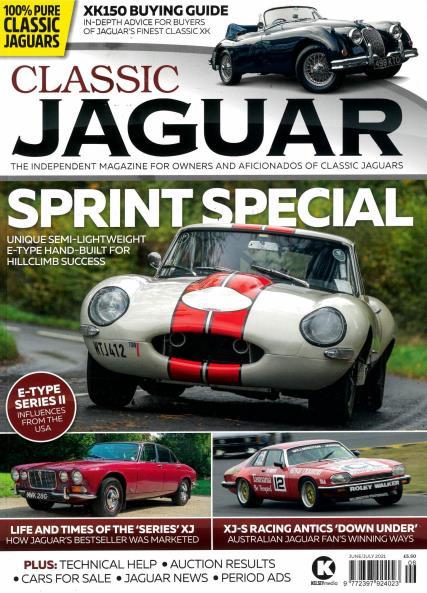 Classic Jaguar magazine