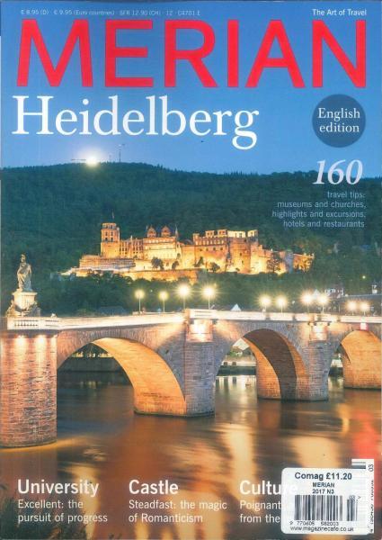 Merian  magazine