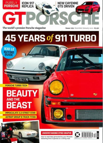 GT Porsche magazine