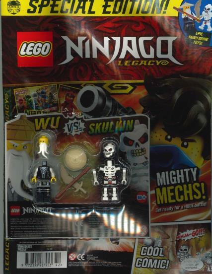 Lego Special magazine