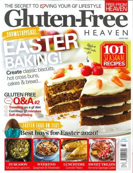 Gluten-Free Heaven magazine