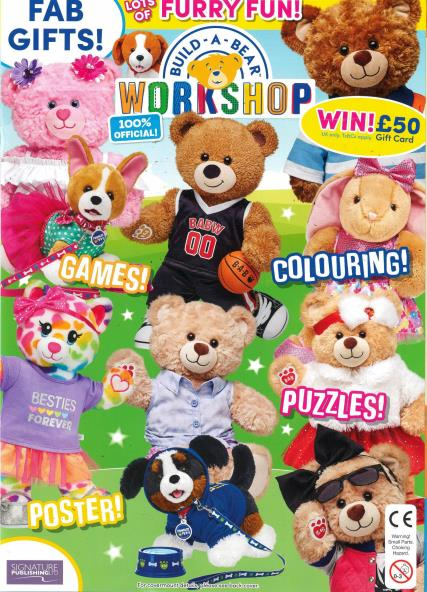 Build-a-Bear-Workshop magazine