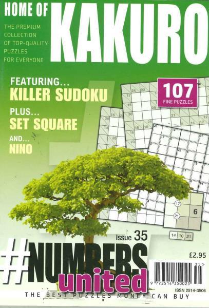 Numbers United magazine