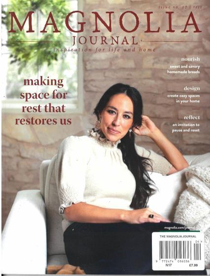 The Magnolia Journal magazine