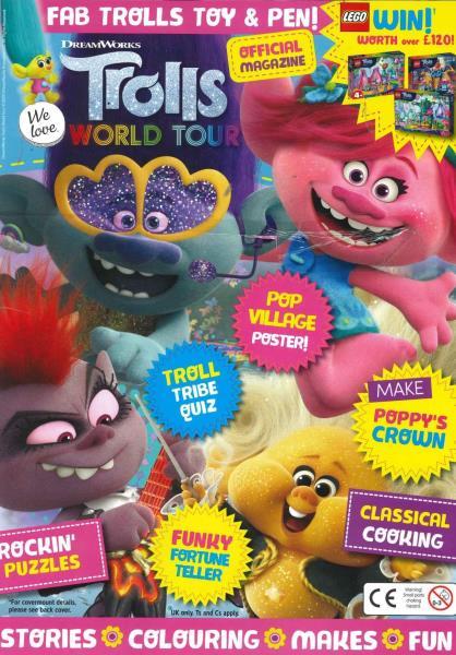 We Love magazine