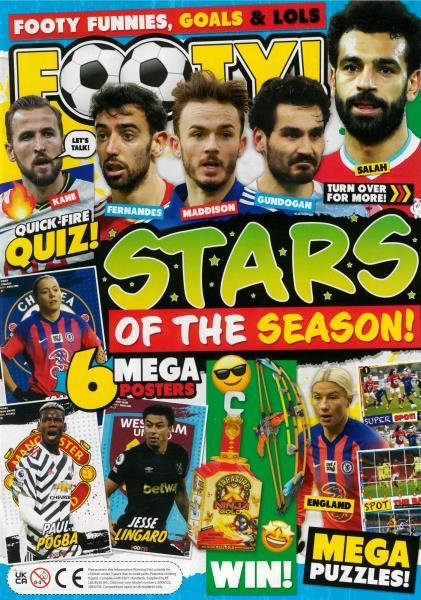 Footy magazine
