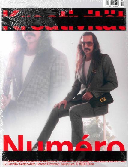Numero Homme Berlin magazine