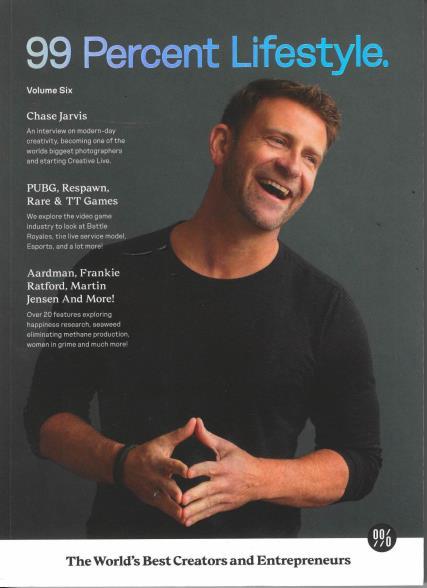 99 Percent Lifestyle magazine