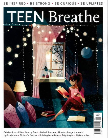 Teen Breathe magazine