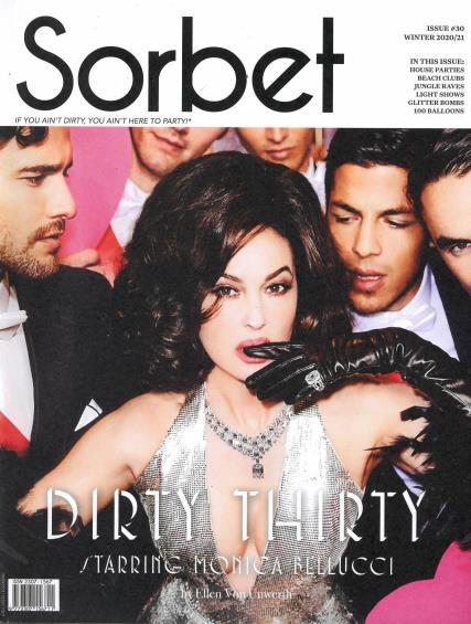 Sorbet magazine