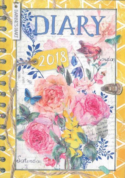 Daphne's Diary 2018 magazine