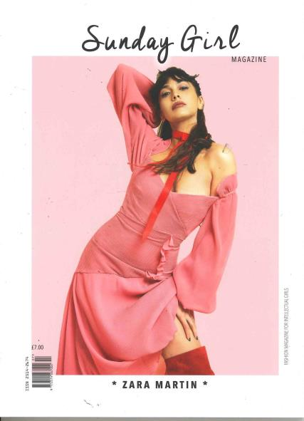 Sunday Girl magazine