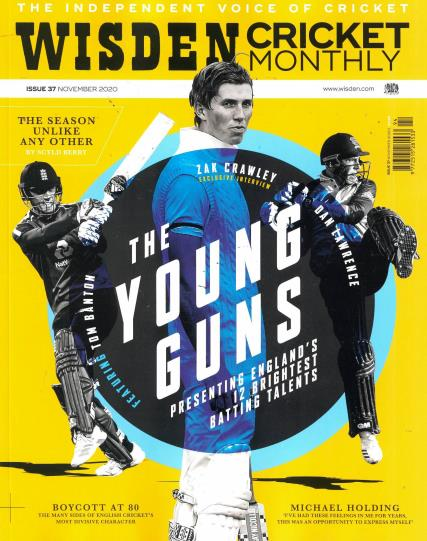 Wisden Cricket magazine