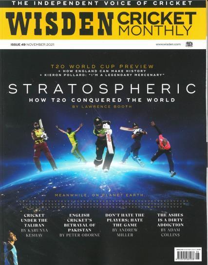 Wisden Cricket magazine