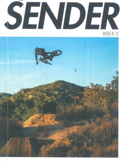 Sender magazine