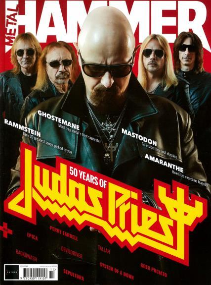 Metal Hammer magazine