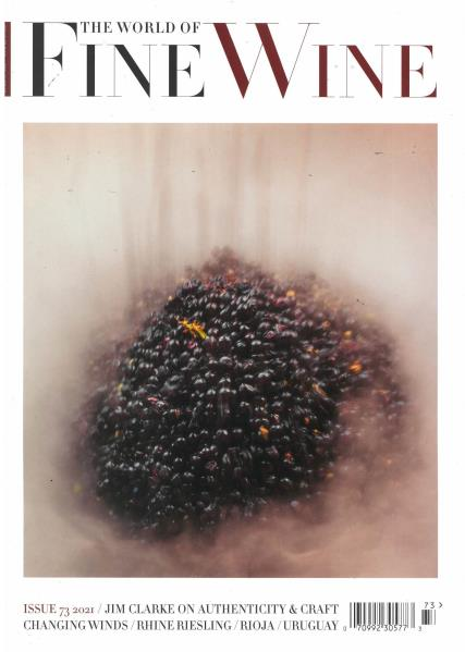 The World of Fine Wine magazine