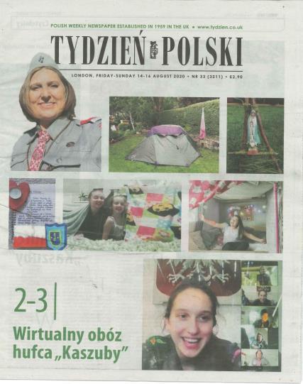 Tydzien Polski magazine