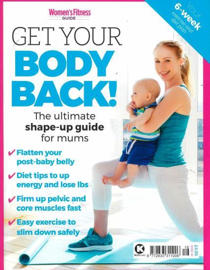 Women's Fitness Guide magazine