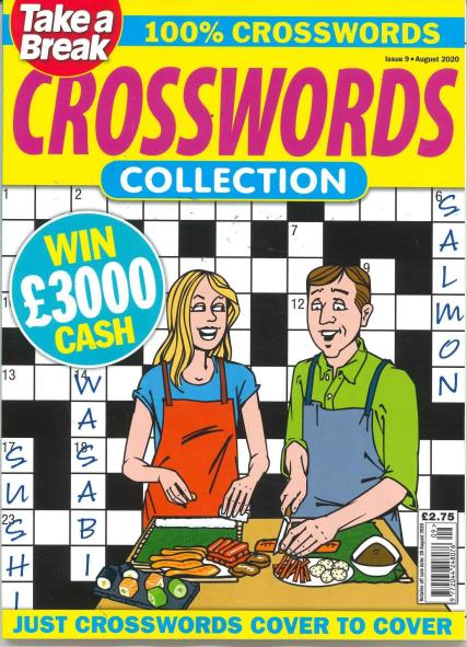 Take a Break's Crossword Collection magazine