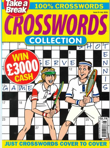Take a Break's Crossword Collection magazine