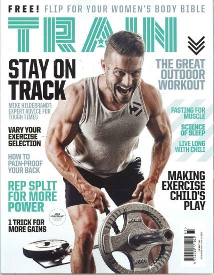 Train magazine