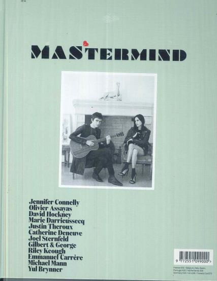 Mastermind magazine