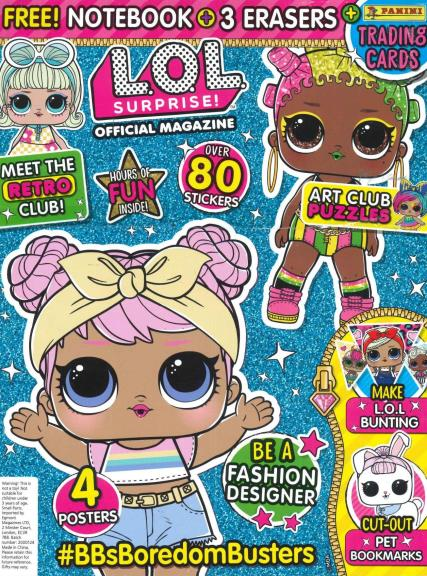 LOL Surprise magazine