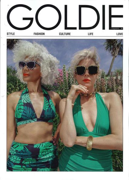 Goldie magazine