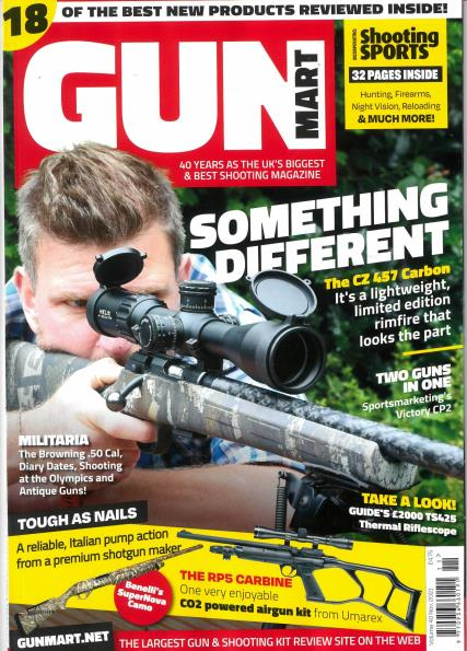 Gun Mart magazine