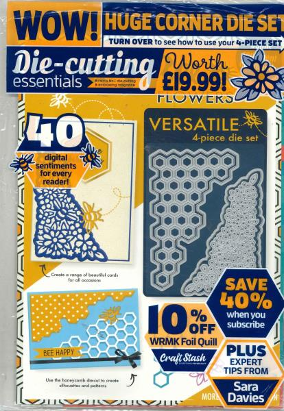 Die Cutting Essentials magazine