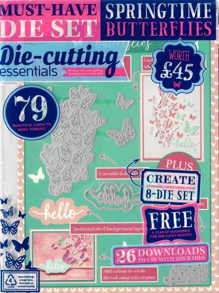 Die Cutting Essentials magazine