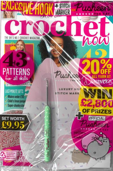 Crochet Now magazine