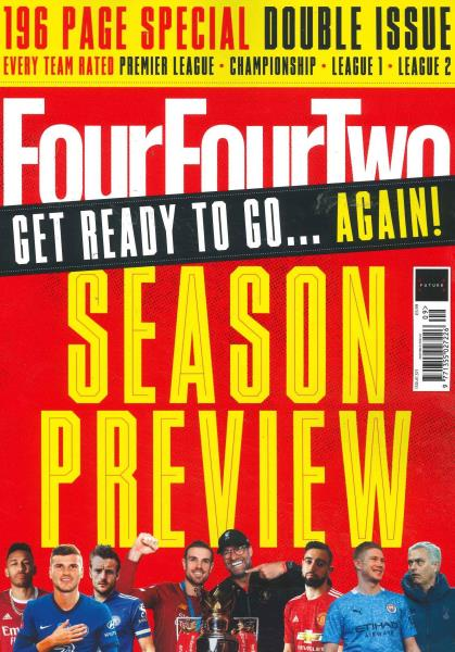 Four Four Two magazine