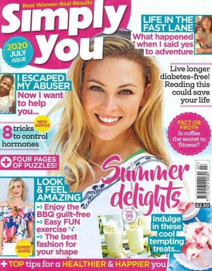 Simply You magazine