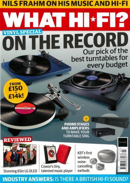 What Hi-Fi magazine